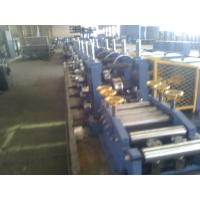 Buy cheap High Precision Steel Pipe Making Machine With High Frequency Current product