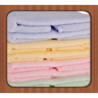 Best Wholesale China Supplier Thicken Solid Color Jacquard 100% Cotton Hotel Face Towel wholesale