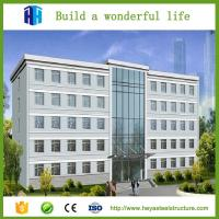 Best gable frame steel building and high rise steel frame apartment building wholesale