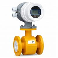 Best Dn 1600 Insertion Water Sewage Electromagnetic Flow Meter 2 Inch 4800e Carbon wholesale