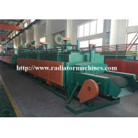 Cheap Electric Roller  Mesh Belt Furnace 150-280 Kg/H Quenching Productivity for Screw for sale
