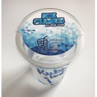 Cheap Disposable plastic cups lid PP PET Cups lid OEM Accepted FDA EU approved Made for sale