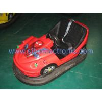 Best Sibo Red Bumper Cars Battery Powered Cars Played By Kids On The Playground wholesale