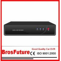 Best IE Browse CCTV Security Stand Alone DVR Recorders with VGA / 3Gmobile Functions for Car wholesale