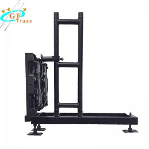 Best 5M Height LED Screen Truss Display Wall Group Support System wholesale