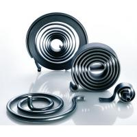 China Customized Small Oxide Black Alloy Steel Spiral Torsion Springs For Cars on sale