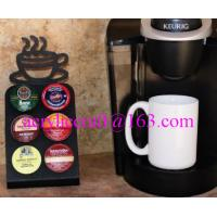 Best Mini Keurig K-Cup coffee pod holder acrylic coffee capsule display stand wholesale