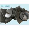 China Fiberglass Filter Bag Dust Collector Filter Bags PTFE Membrane Acid Resistant wholesale