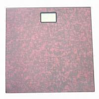 Buy cheap Electronic Bathroom Scale with 150kg/330lbs Maximum Capacity, Powered by 3V from wholesalers