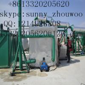 Best Used Motor Oil Recycle Machine,Engine Oil Vacuum Distilltion,Waste Oil Re-refinning wholesale