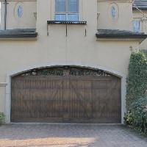Best Garage Door/ Remote Control Garage Door / Wood Garage Door (Carriage-003) wholesale