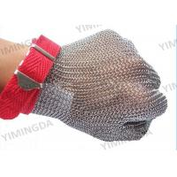 Safety protective gloves stainless steel mesh safety gloves product