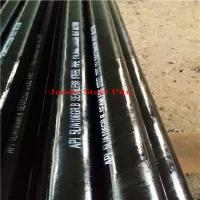 Best Junde steel pipe company can supply seamless steel pipe with API 5L/ASTM A106 GrB. wholesale