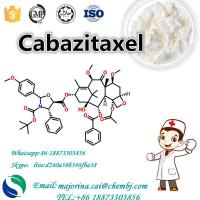 Best Cabazitaxel Anti-Cancer hormone-refractory prostate cancer Treatment 183133-96-2 wholesale