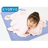 China Cotton Cool Gel Mattress Pad Comfortable for Baby / Old People on sale