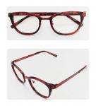 Best optical glass , Accetate,Red+Black,eyewear frame,full frame,lady style wholesale