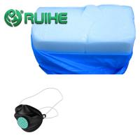 Buy cheap 2020 Hot sale silicone rubber material for medical grade mask made in China from wholesalers