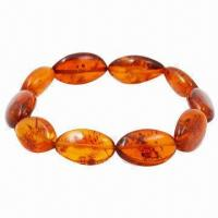 Best Baltic Amber Fashionable Bracelet, Customized Designs Welcomed  wholesale