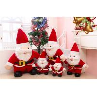 Traditional Christmas father RED Santa 35CM Holiday Toys , stuffed plush toys