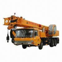 Best Truck Crane, 20t Lifting Capacity, Equipped with WP6-240 Engine, 41m Main Boom + Jib wholesale
