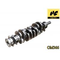 Best OM366 366 030 1602 Engine Spare Parts Crankshaft For Mercedes Benz wholesale