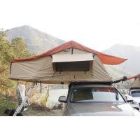 Best Waterproof 4x4 Roof Top Tent Car Extension Tent With 6 Cm Thickness Mattress wholesale