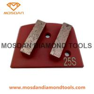 Best Quick Change Lavina Concrete Grinding Diamond Toolings with 3 M6 Holes wholesale