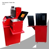 Best LED Display 50r/Min 0.6Mpa Fuel Injector Tester Machine wholesale