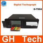 Best Digital russian gps tachograph GH Digital GPS Data Recorder GPS / Glonass Dual Model Tachograph Russian / English Langua wholesale