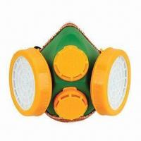 Best Safety Mask Respirator, Made of PVC or PP wholesale