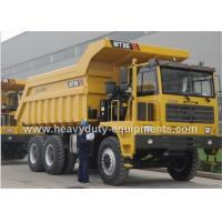 Best Rated load 55 tons Off road Mining Dump Truck Tipper  309kW engine power with 30m3 body cargo Volume wholesale