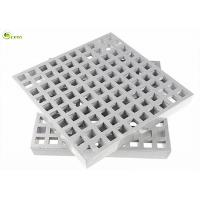 Buy cheap FRP Tree Type 20mm Thickness Anti Slip Car Wash Gutter Grating Cover Plat from wholesalers
