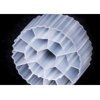 Buy cheap Shockproof Hydrophilic K3 Plastic HDPE Material MBBR Bio Media For Fish Farm from wholesalers