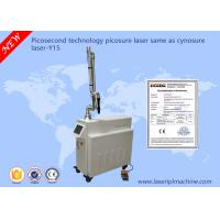 China Arm Pigment Tattoo Removal Laser Treatment / Similar Cynosure Eyebrow Tattoo Removal on sale