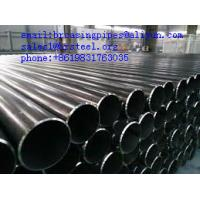 Best ERW welded steel pipe,ERW steel pipe for civil building and constructionautomatic pipe welding machine wholesale