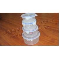 Buy cheap household mould/container mould/thin wall mould/transparent container/container from wholesalers