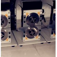 Buy cheap Accuracy Adjusting V Cut PCB Depaneling Machine With Circular Blades product