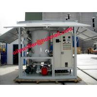 Best Weather-Proof Fully Enclosure Transformer Oil Regeneration Purifier, Insulation Oil Recycling Plant,oil purifier factory wholesale