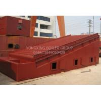 Best Horizontal Double Drum Reciprocating Grate Anthracite Steam Boiler 8 Ton /1.6MPa wholesale