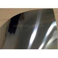 Cheap 300 Series Inox 304 304L Stainless Steel Coil Mirror Finish Surface for sale