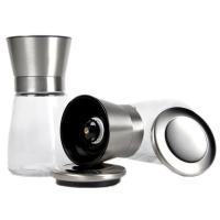 Buy cheap Mini Glass salt pepper mill product