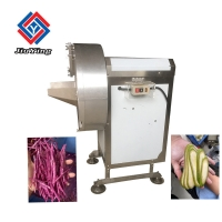 China 750W 500KG/H Banana Plantain Chip Ginger Shredding Machine on sale
