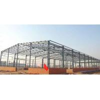 Best Lightweight Steel Frame Building / Fabrication Steel Structure Warehouse wholesale
