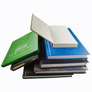 Best Film Lamination Magazine Printing Services Pur Perfect Case Bound Paperback Children Activity Book Printing wholesale