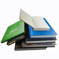 Buy cheap Film Lamination Magazine Printing Services Pur Perfect Case Bound Paperback from wholesalers
