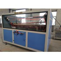 Best PE HDPE PPR Plastic Pipe Production Line With 1 Year Warranty , Low Noise wholesale