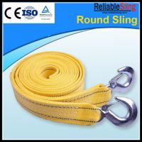 China 2 Ton Emergency Heavy Duty Webbing Straps Truck Ratchet Straps on sale