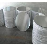 Best 3003 Temper O 1.5mm Thick Round Aluminum Plate 100mm - 1400mm Diameter For Lamp Chimney wholesale