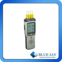 Best Four Channel temperature data logger max hold and data hold data logger wholesale