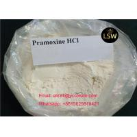 Buy cheap Pramoxine HCl Pharmaceutical Intermediate Local Anesthetic Pramoxine Hydrochlori from wholesalers